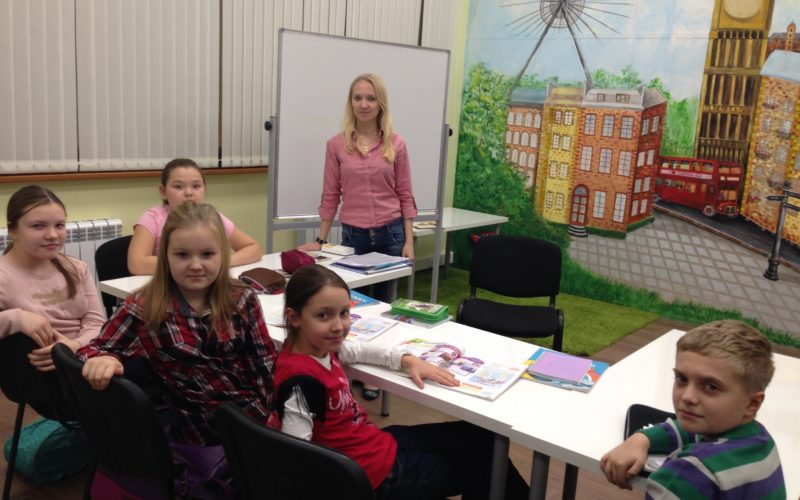 Friends school ( 9-12 лет) 1
