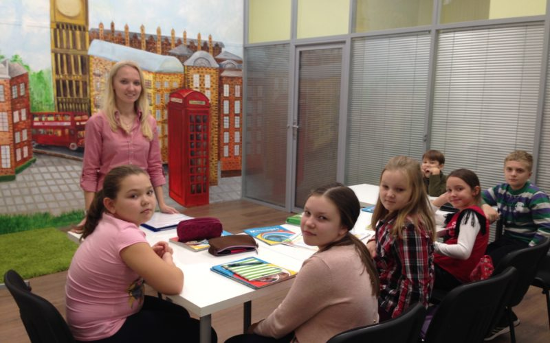 Friends school ( 9-12 лет)
